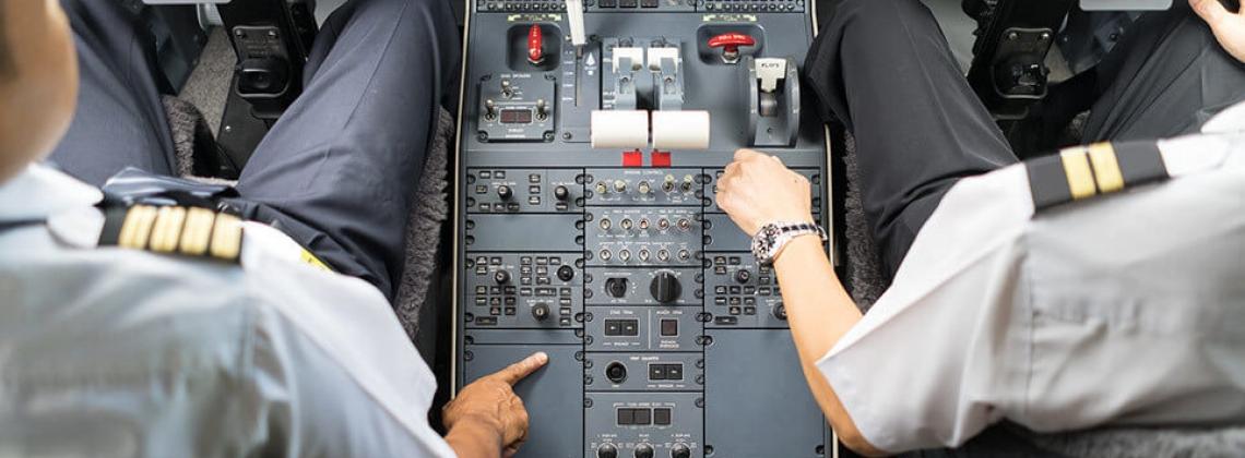 خلبان-مسافربری